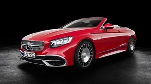 Cabriolet Mercedes Mercedes Maybach S650 8280x6208 Wallpaper