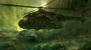 Sci Fi Aircraft 1920x1080 Wallpaper