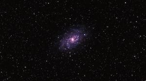 Space Universe Stars Galaxy 3000x2239 Wallpaper