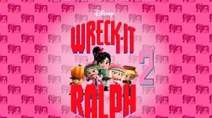 Candlehead Wreck It Ralph Ralph Breaks The Internet Wreck It Ralph 2 Rancis Fluggerbutter Taffyta Mu 2880x1800 Wallpaper
