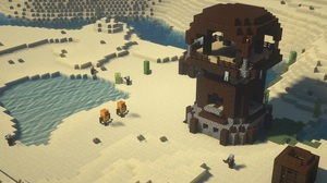 Minecraft 3840x2160 Wallpaper