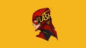 Flash 7680x4320 wallpaper