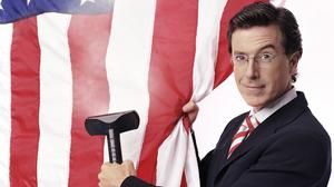 TV Show The Colbert Report 1920x1080 wallpaper