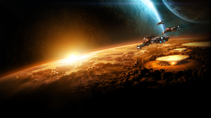 Horizon Starcraft 1920x1200 Wallpaper