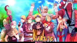 Fu Naruto Gaara Naruto Han Naruto Killer Bee Naruto Naruto Uzumaki Roshi Naruto Utakata Naruto Yagur 2500x1455 Wallpaper