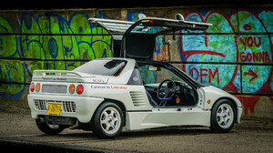 Sport Car Coupe Gull Wing Door Car 2048x1152 Wallpaper