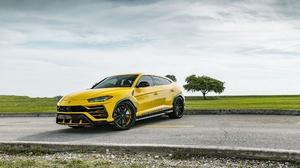 Lamborghini Car Suv Luxury Car Yellow Car 2048x1365 Wallpaper