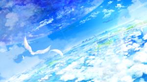 Cloud Bird Sky 2500x1650 Wallpaper