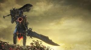 Creepy Dark Souls Iii Sword Warrior 1920x1080 Wallpaper
