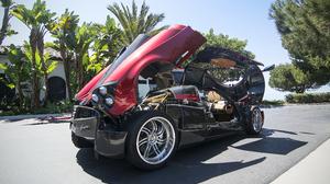 Car Pagani Pagani Huayra Supercar Vehicle 6000x4000 Wallpaper