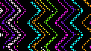 Geometry Zigzag Colorful 1920x1080 Wallpaper
