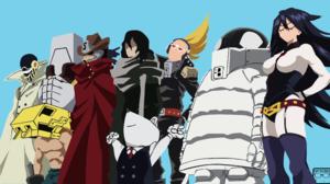 Ectoplasm Boku No Hero Academia 3605x2009 wallpaper