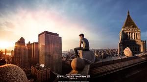 The Amazing Spider Man 2 Peter Parker Andrew Garfield 1920x1080 Wallpaper