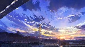 Sky Sunset 1920x1357 Wallpaper