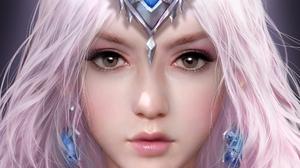Woman Girl Face 2000x1477 Wallpaper