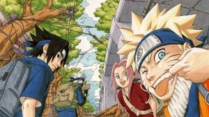 Naruto Uzumaki Sasuke Uchiha Sakura Haruno Kakashi Hatake 1920x1324 Wallpaper