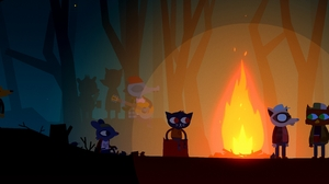 Video Game Night In The Woods Wallpaper Resolution 1920x1080 Id 238815 Wallha Com