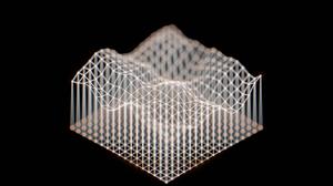 Technology Grid 3d 3840x2160 Wallpaper
