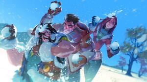 Darius League Of Legends Katarina League Of Legends Draven League Of Legends Snow 2000x1080 Wallpaper