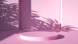 Texture Shadow Pink 3200x2000 Wallpaper