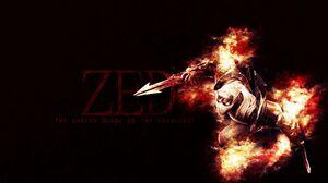 Zed League Of Legends 1920x1080 Wallpaper