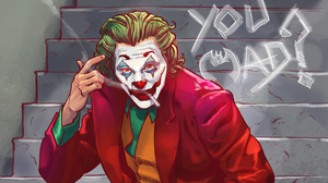 Dc Comics Joker 3840x2159 Wallpaper