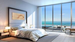 Bedroom Sea Architecture 1920x1200 Wallpaper