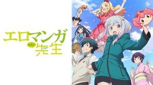 Anime White Background Eromanga Sensei Izumi Sagiri Izumi Masamune Elf Yamada Senju Muramasa Jinno M 1600x1200 Wallpaper