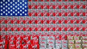 American Flag Coca Cola Flag United States 1417x855 Wallpaper