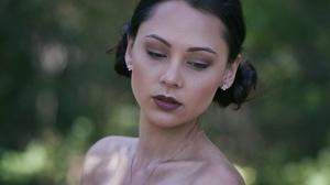 Face Brunette Portrait 3840x2560 Wallpaper