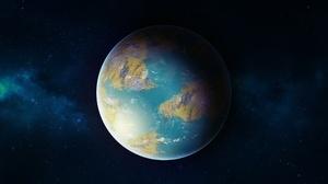 Planet Space 3600x2200 Wallpaper