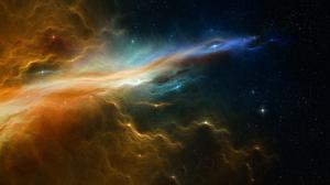 Sci Fi Space Stars 1920x1200 Wallpaper