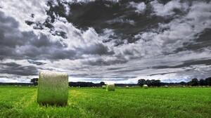 Earth Cloud 1920x1200 Wallpaper