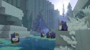 Hytale RPG Screen Shot Video Games Snow Penguins 1920x1080 Wallpaper