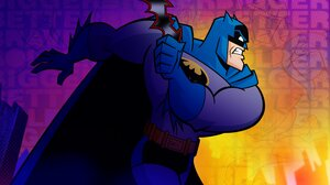 Batman Bruce Wayne 6375x4125 Wallpaper