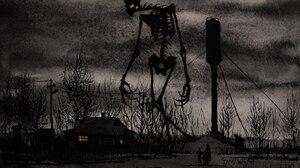 Creepy Giant Skeleton Boris Groh 2560x1759 Wallpaper