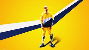 Brazilian Neymar Soccer 2457x1382 Wallpaper