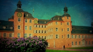 Man Made Schwetzingen Palace 1920x1200 Wallpaper