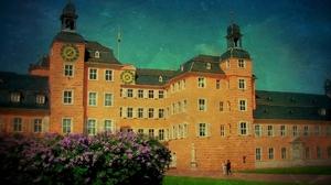 Man Made Schwetzingen Palace 1920x1200 Wallpaper