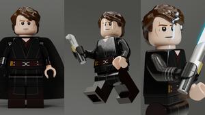 Anakin Skywalker 3600x1800 wallpaper