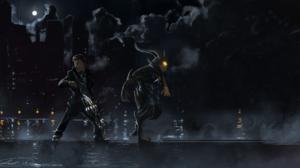 Sci Fi Fantasy 2160x1150 Wallpaper