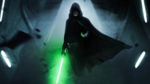 Luke Skywalker Star Wars Star Wars Fallen Order Jedi Yoda Baby Yoda The Mandalorian Disney Marvel Ci 3840x2090 Wallpaper