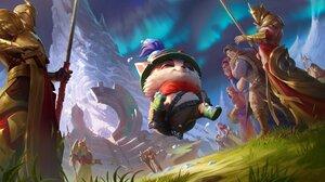 League Of Legends League Of Legends Wild Rift Teemo League Of Legends Teemo Game Art Video Games Yor 4096x2304 Wallpaper