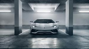 Lamborghini Lamborghini Aventador 4096x2560 Wallpaper