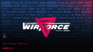 WirForce WF2019 4Gamers Taiwan Gamers Esport Otaku Lan Party 2560x1440 Wallpaper