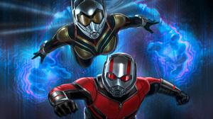 Ant Man Marvel Comics Wasp Marvel Comics 2964x1668 Wallpaper
