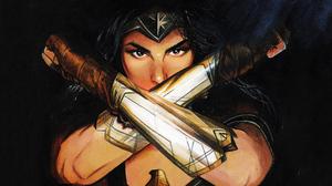 Dc Comics Wonder Woman 3508x1973 Wallpaper