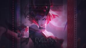 Evelynn League Of Legends 3840x2160 Wallpaper