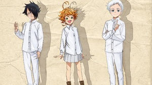 17 Norman The Promised Neverland Wallpapers Wallha Com