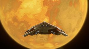 Video Games Robert Space Industries Star Citizen United Space Confederation Idris Hercules Constella 3440x1440 Wallpaper